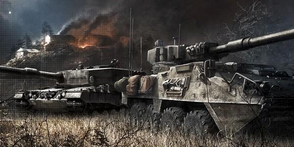 Armored Warfare: nuovo gioco MMO di carri armati