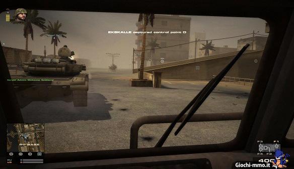 veicoli Battlefield Play4Free