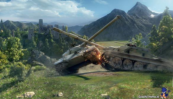 world of tanks carri armati
