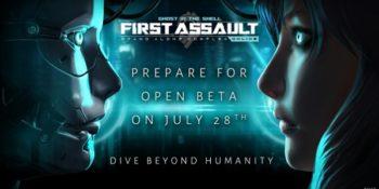 First Assault: open beta alle porte per il nuovo sparatutto