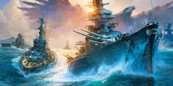 World of Warships: disponibili le navi tedesche