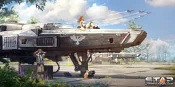 Star Conflict: gioco free to play con navi spaziali