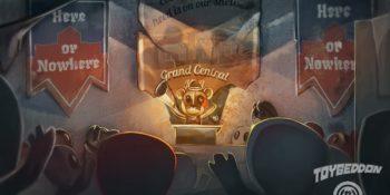 Toygeddon: divertente Racing Online Battle Arena (R.O.B.A)