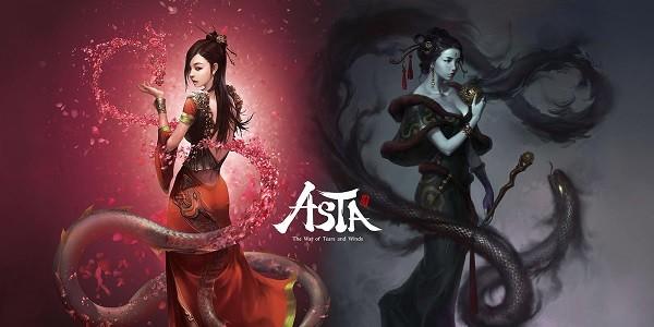 ASTA: in arrivo la beta del nuovo MMORPG fantasy orientale