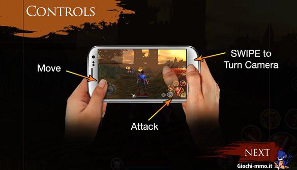 AdventureQuest 3D mobile