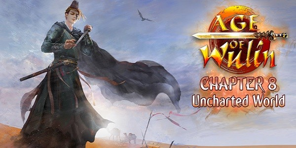 "Age of Wulin: nuova espansione ""Uncharted World"""