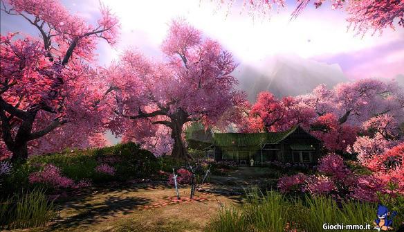 Age of Wulin alberi rosa