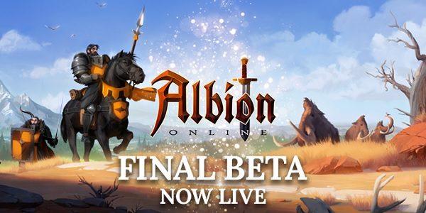Albion Online: beta finale in corso