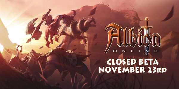 Albion Online: la Closed Beta è alle porte