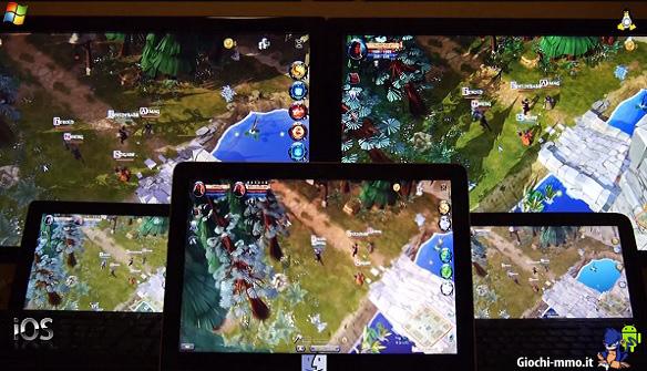Albion Online multi-piattaforma