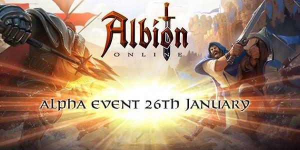 Albion alpha test