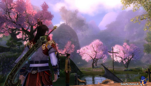 Ambientazione Age of Wulin