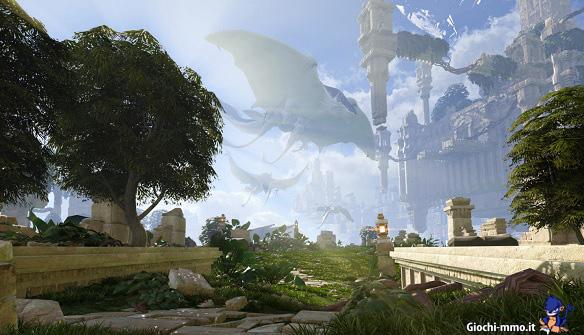 Ambientazione Skyforge
