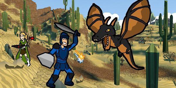 Angeldust: RPG fantasy gratuito per PC, Mac, Linux, iOS e Android
