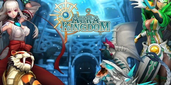 Aura Kingdom personaggi e pet