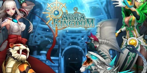 Aura Kingdom: fasi beta previste a partire da Dicembre