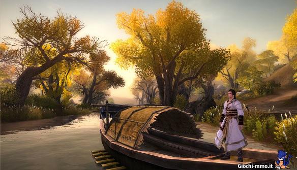 Barca Age of Wushu