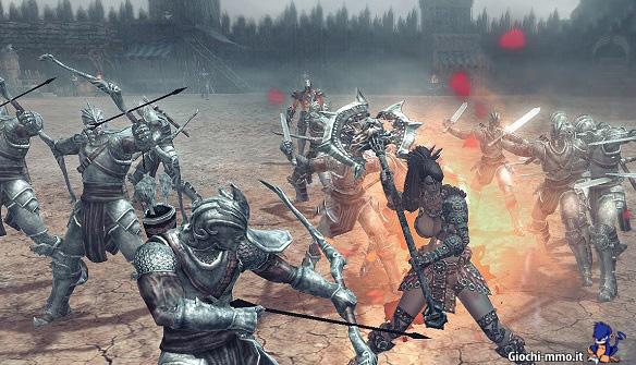 Battaglia Archlord 2