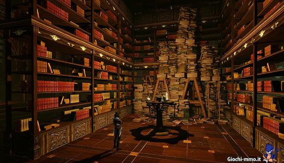 Biblioteca Ayanad ArcheAge
