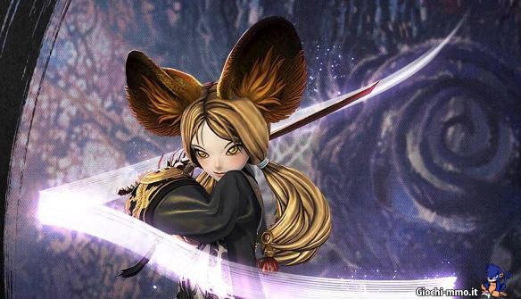 Blade Dancer Blade & Soul