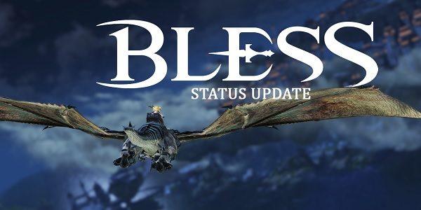 Bless Online: buone e cattive notizie sul lancio in occidente