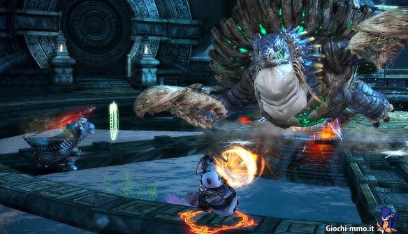 Boss TERA Fate of Arun