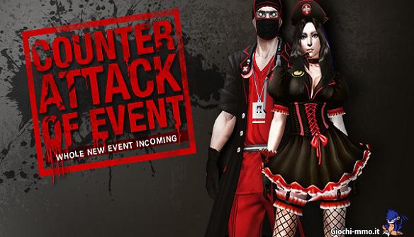 C9 counter attack event