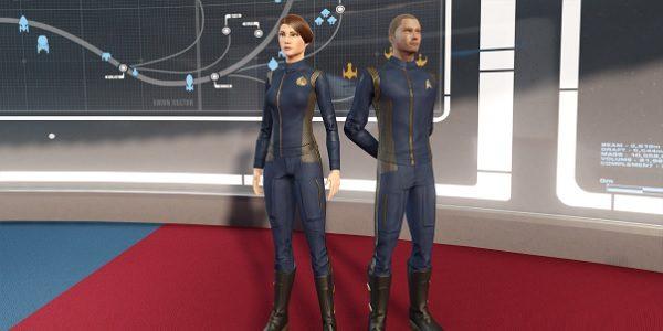 Star Trek Online: uniformi e shuttle gratuiti per tutti