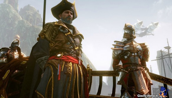 Capitano pirati ArcheAge