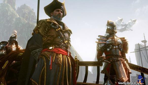 Capitano pirati ArcheAge