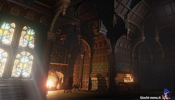 Casa oscura Revival