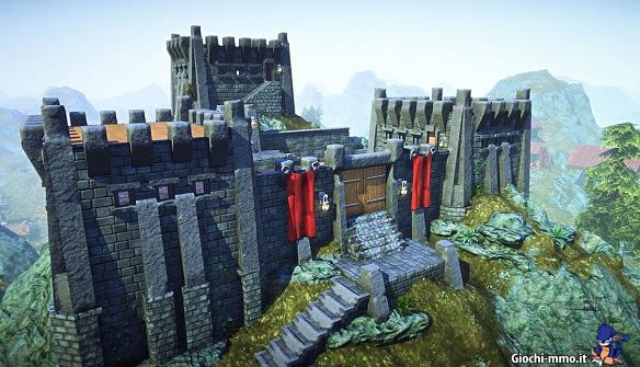 Castello Landmark