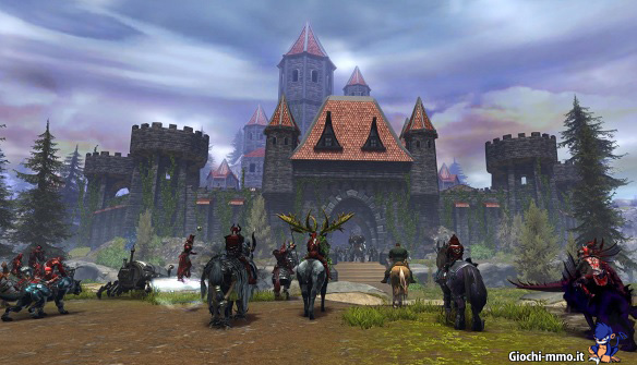 Castello Neverwinter Strongholds