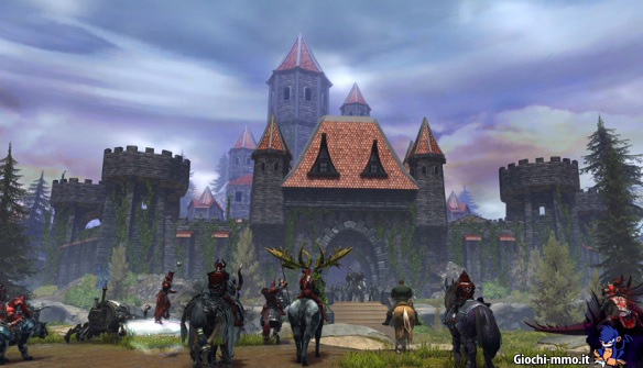 Castello eroi neverwinter