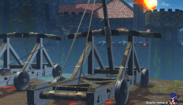 Catapulte Stronghold Sieges Neverwinter