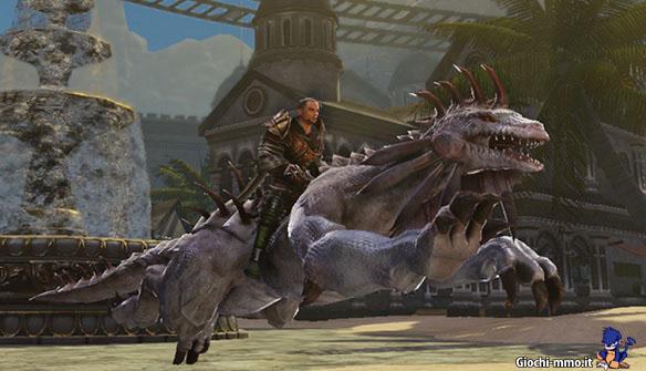 Cavalcatura drago Dragon's Prophet