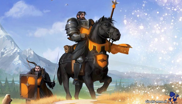 Cavaliere Albion Online
