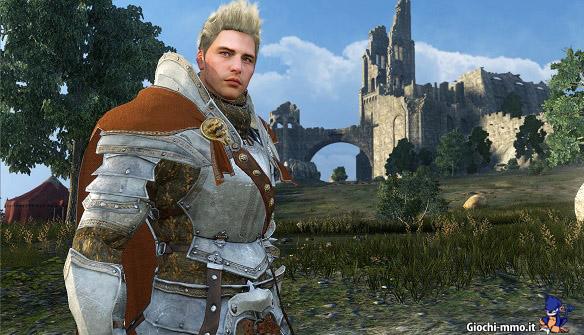 Cavaliere Black Desert Online
