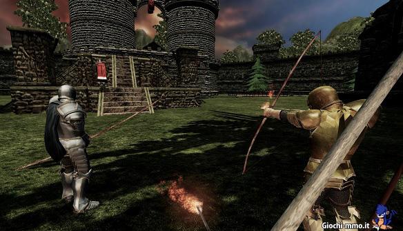 Cavalieri Mortal Online