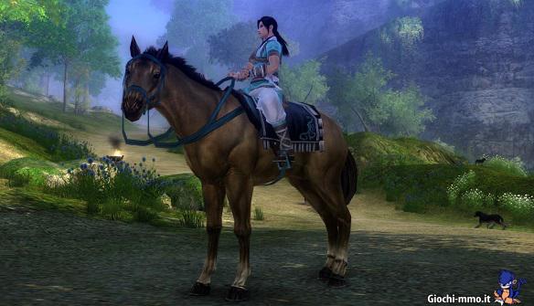 Cavallo Age of Wushu