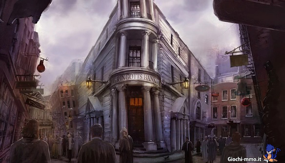 Città The Wizarding World Online