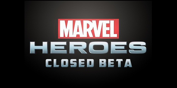 Closed Beta Marvel Heroes