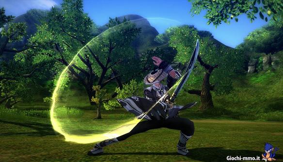 Combattente arti marziali Age of Wushu