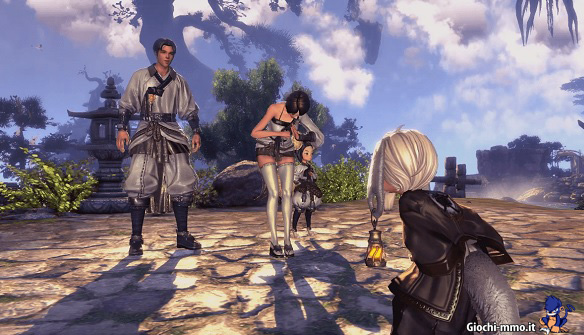 Combattenti blade and soul