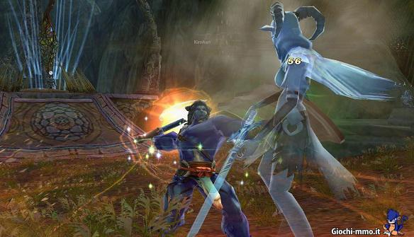 Combattimento Arcane Saga