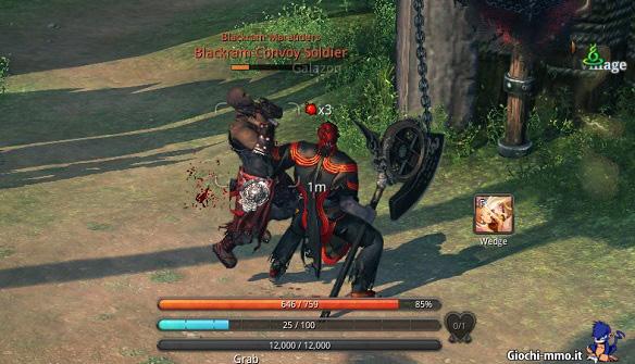 Combattimento Blade & Soul