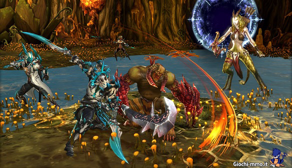Combattimento Devilian Alvir's Legacy