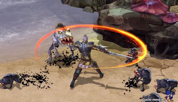 Combattimento Devilian
