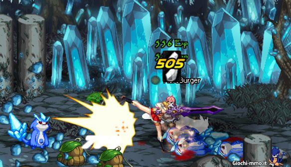 Combattimento Dungeon Fighter Online