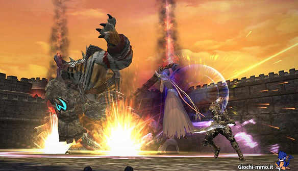 Combattimento Eclipse War Online